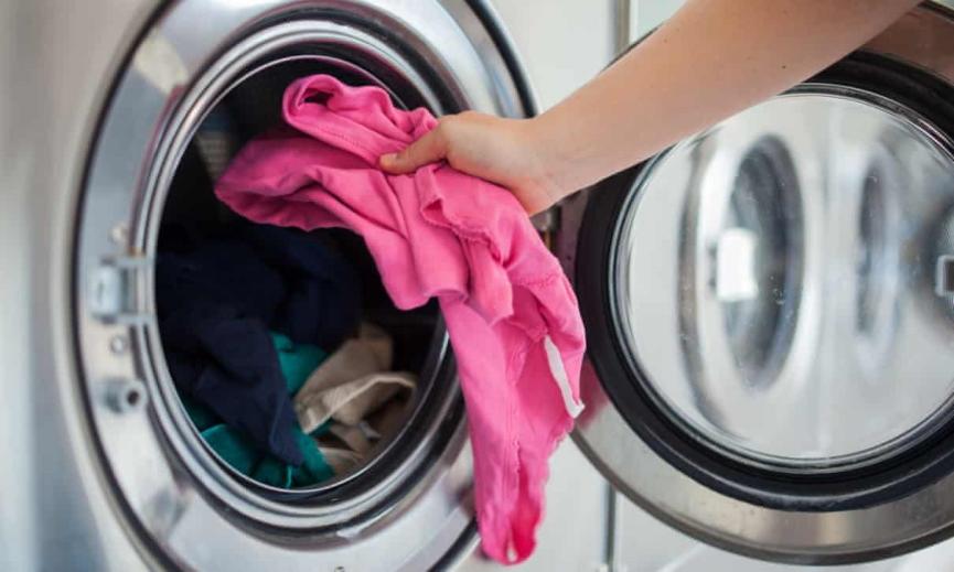 Washing Clothes Image