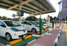 DEWA Electrical Vehicles