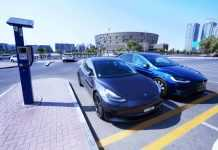 No parking fee for electric vehicles; Dubai RTA unveils new initiative