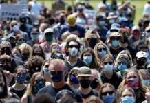 People wearing masks Image
