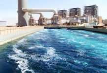 Water Desalinization Plant