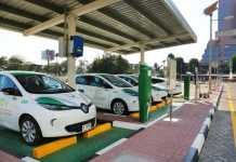 DEWA Electrical Vehicles