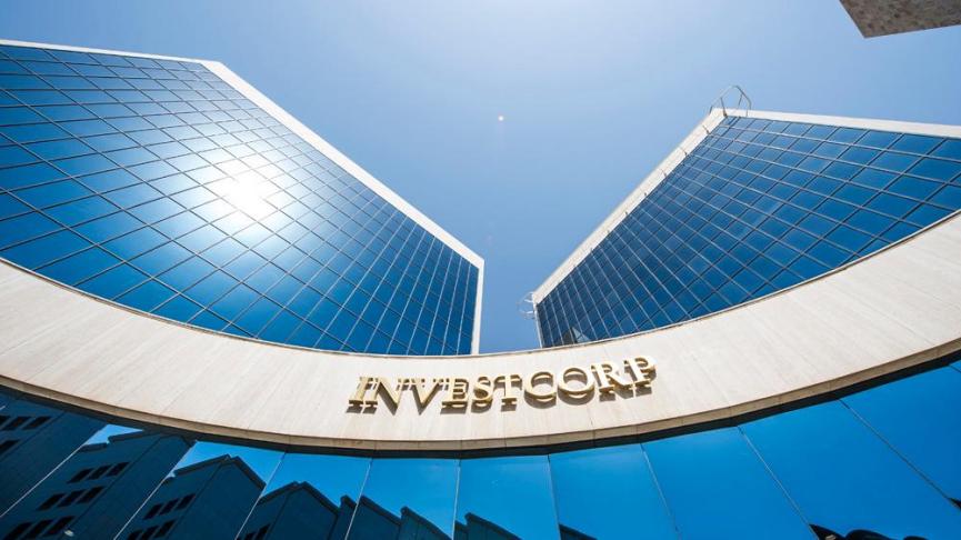 Investcorp Building