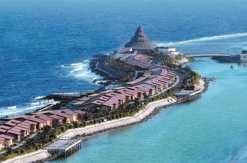 Al Nawras Island