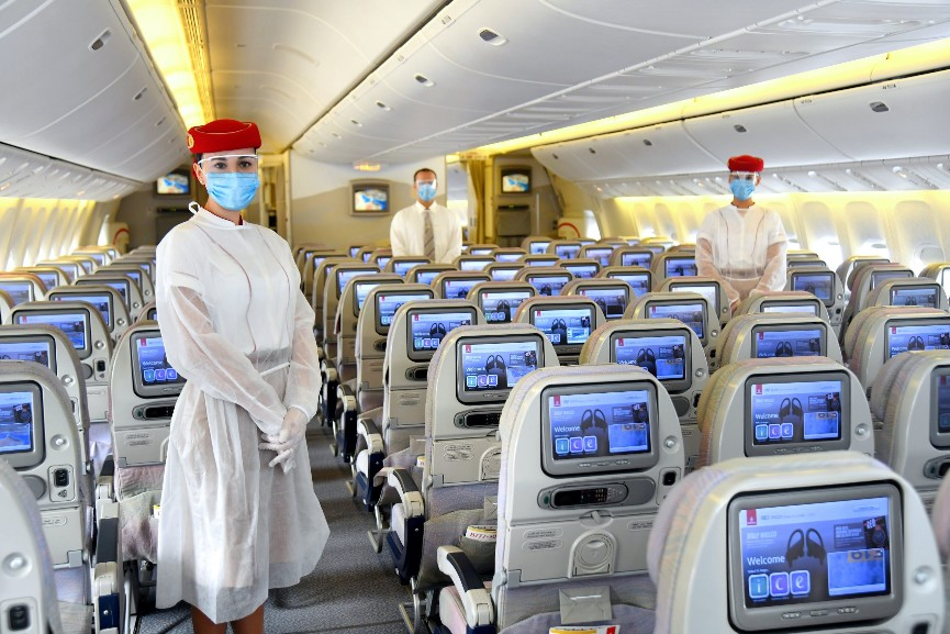 Emirates Staff Image
