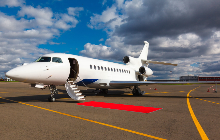Private Jets Image