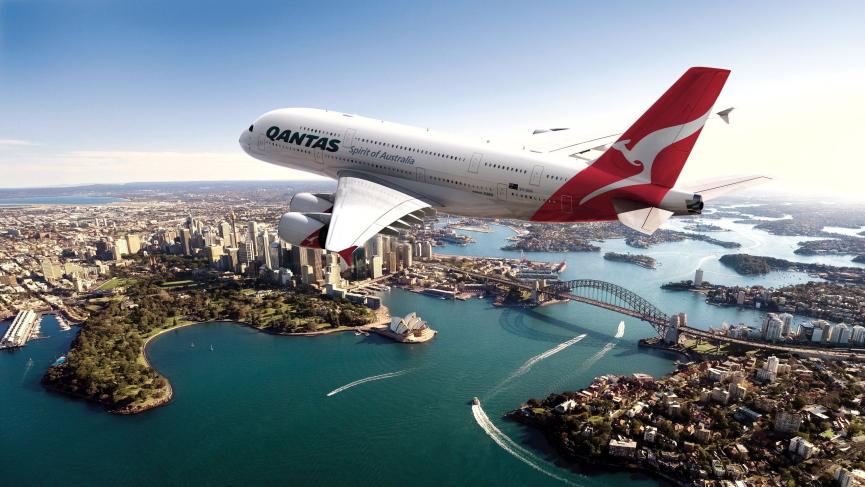 Qantas Airlines Image