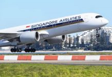 Singapore Airlines Image