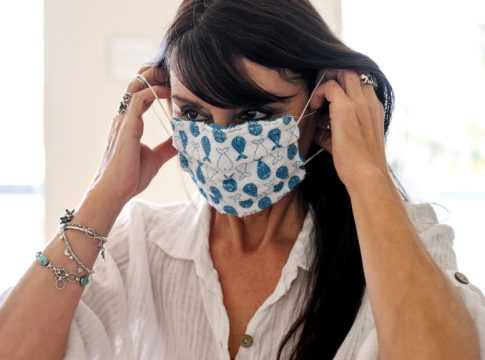 Antimicrobial Masks Image