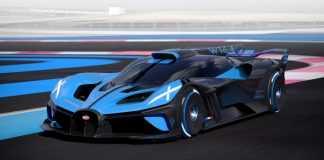 Bugatti Bolide Image