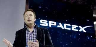 Elon Musk SpaceX Image