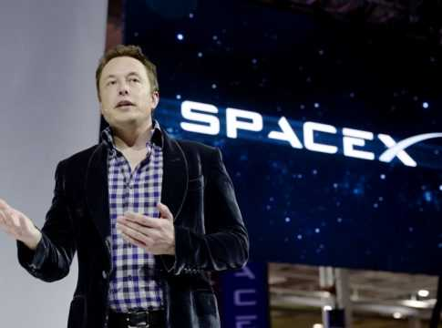 Elon Musk SpaceX Image