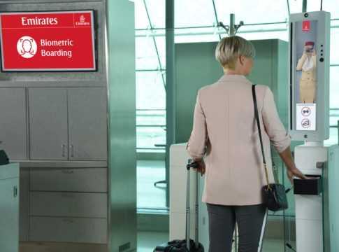 Emirates Biometric Path