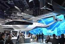 Hyundai Flying Car Image