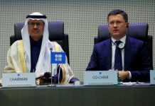OPEC+ could extend production cuts if required; Algerian Energy Minister