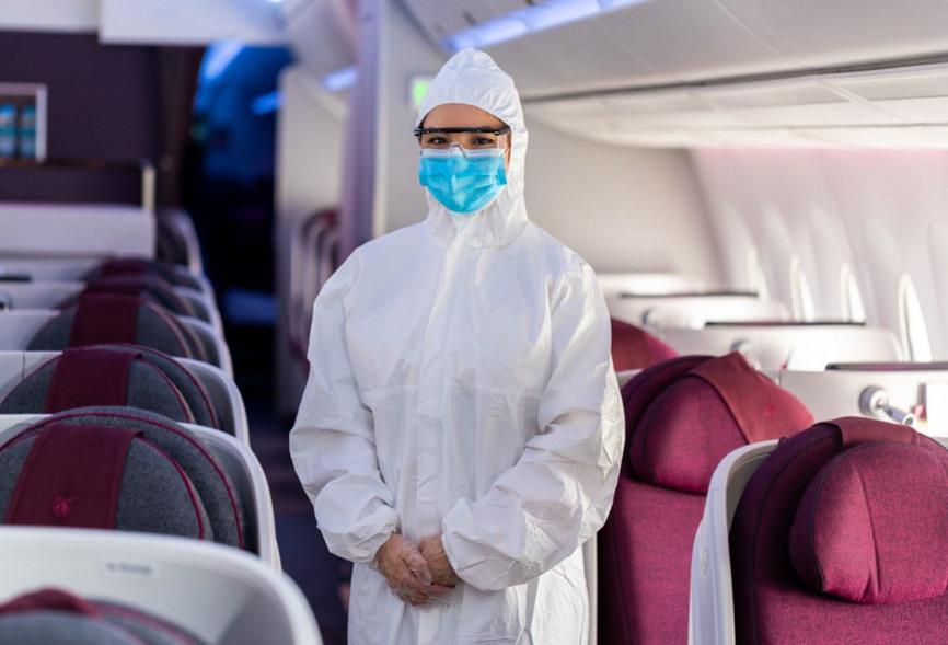 Qatar Airways Staff
