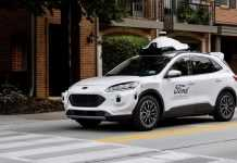 Self-driving test vehicle from Ford revealed; Launch expected in 2022