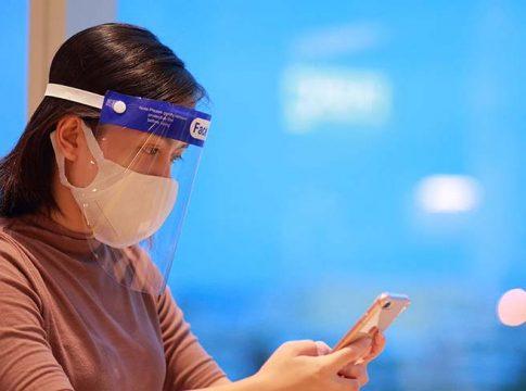 Face shield - Face mask