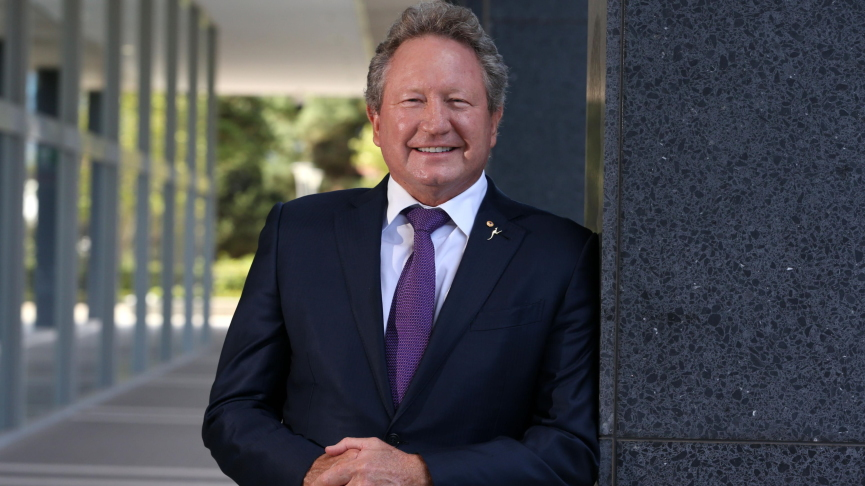 andrew forrest bitcoin trading)
