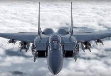 F15 Aircraft