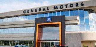 General Motors Showroom