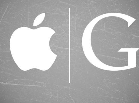 Apple & Google Image