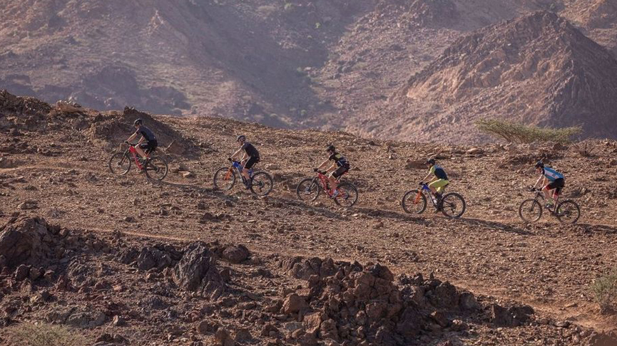 Hatta Cycling Image