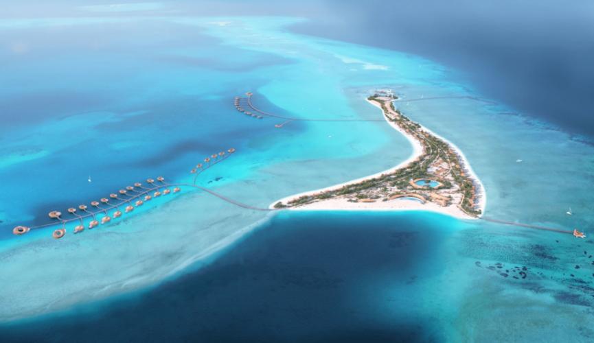 Red Sea Development Project Image