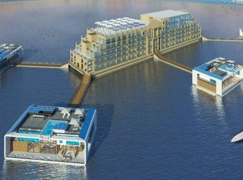 Sea Palace Floating Resort Image