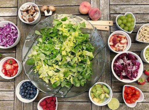 Vitamin D rich food