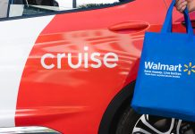 Walmart Cruise Collaboration