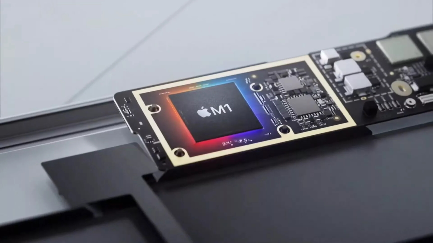 Apple M1 Chip Image