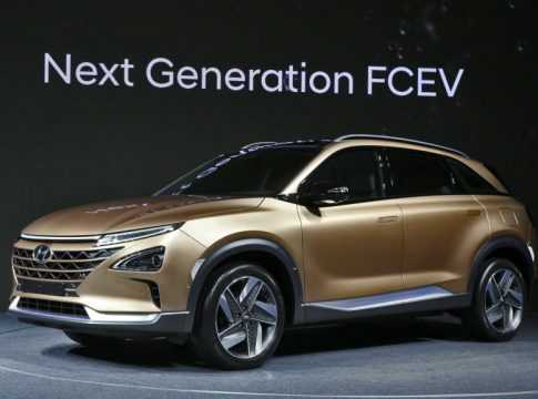 Hyundai FCEV Image
