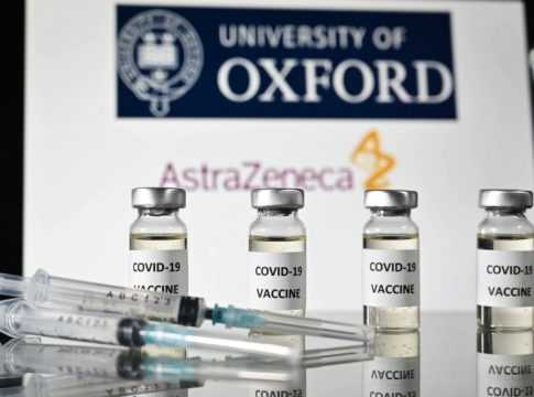 Oxford-AstraZeneca Vaccine Image