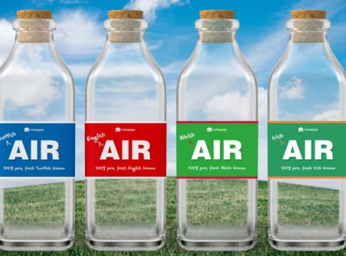 Bottled Air Image