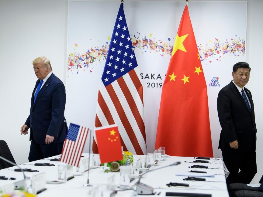US-China Relation Image