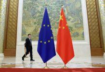 China-EU relations Image