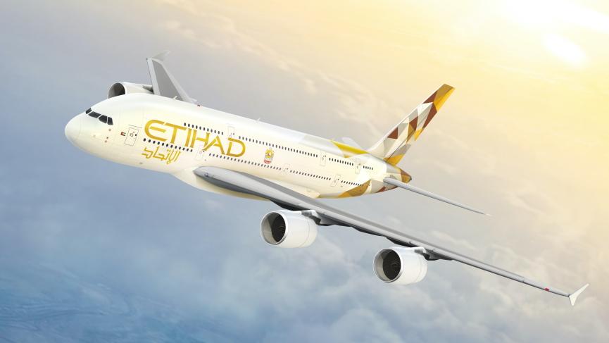 Etihad Airways Image