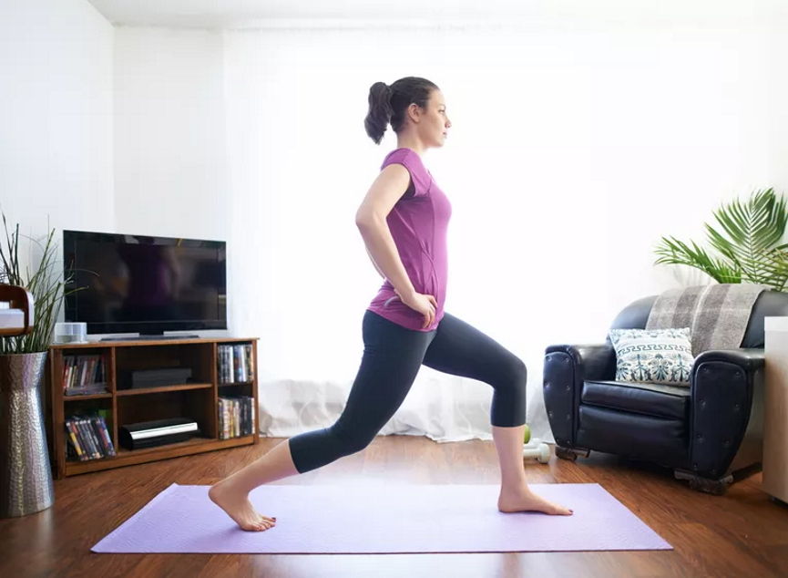 Fitness at Home Image