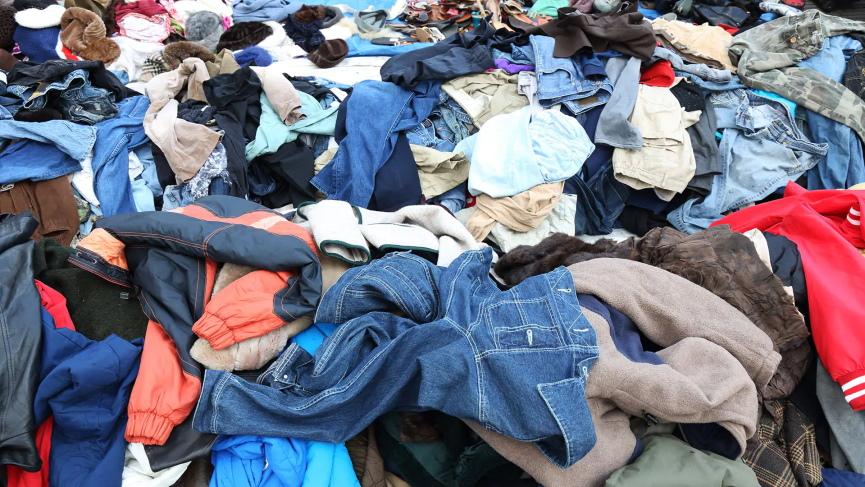 Fashion Waste Image