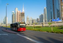 Dubai RTA engages with UK Transport Official on safe mobility measures
