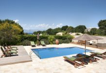 Win a stunning villa to work from in Greece absolutely free for 30 days!