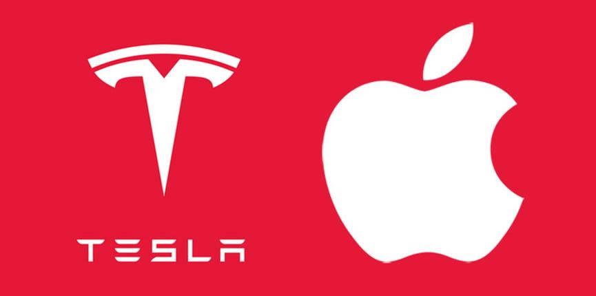 Apple & Tesla Image