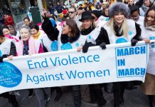 UN Women March
