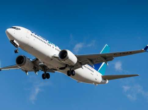 Boeing 737 MAX Image