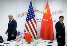 US-China Relation Image