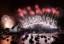 New Year Celebrations Image