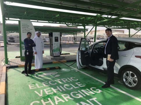 Qatar EV