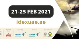 15th IDEX Image