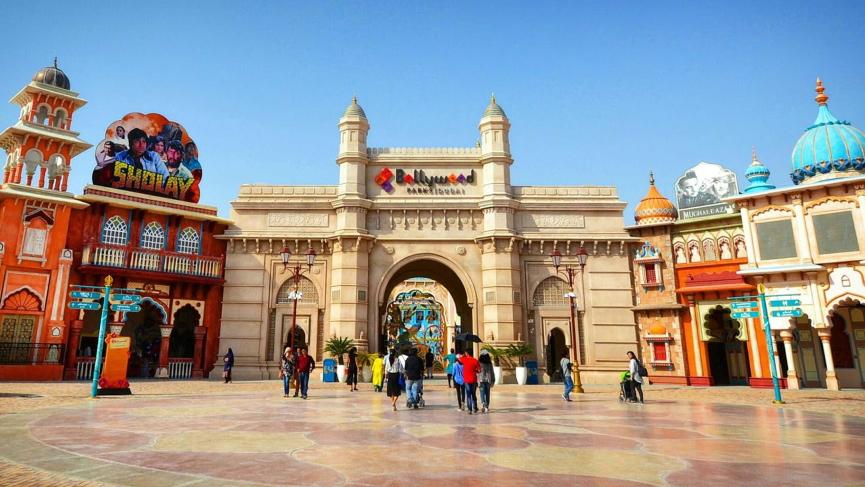 Bollywood Parks Dubai Image